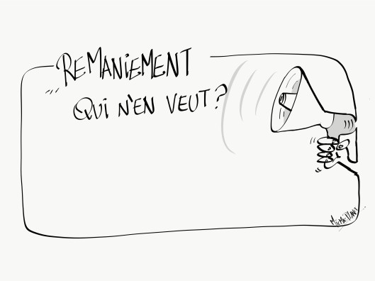 Remaniement qui n'en veut